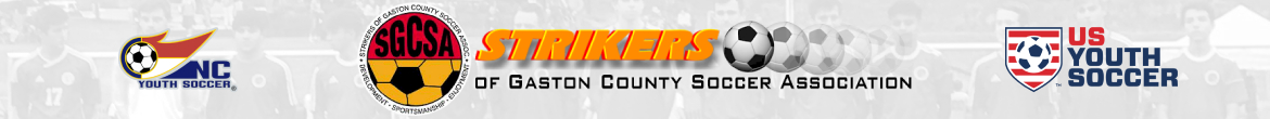 Strikers of Gaston County Soccer Association